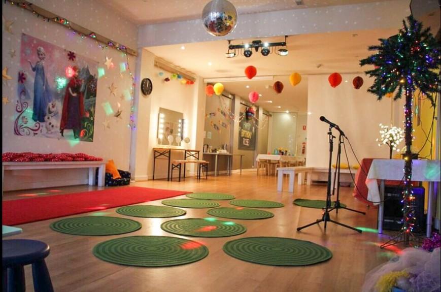 childrens venue party